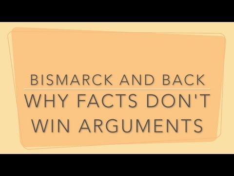 Why Facts Don't Win Arguments