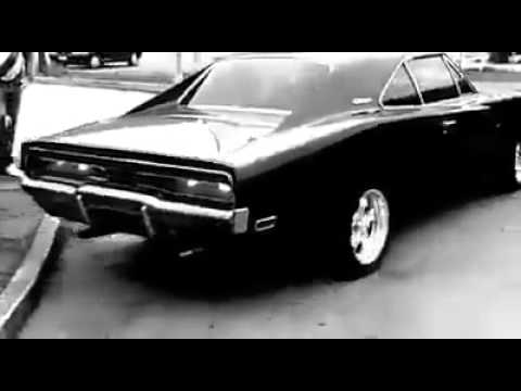 Classic Dodge Charger Burnout  YouTube