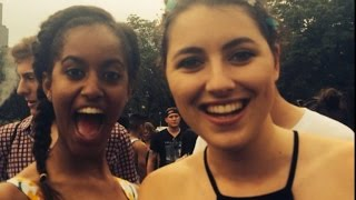 Malia Obama Goes to Lollapalooza, Causes Pandemonium on Social Media