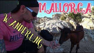 Urlaub auf Mallorca (1/3), Wanderung mit Übernachtung auf Berg