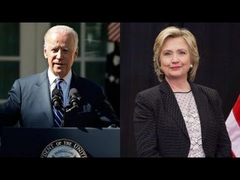 Would Biden be HRC's pick for Secretary of State?