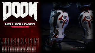 Video DOOM - The Devils Bleeding Crown - (Hell Followed DLC) Deathmatch - [GMV] download MP3, 3GP, MP4, WEBM, AVI, FLV Juni 2018