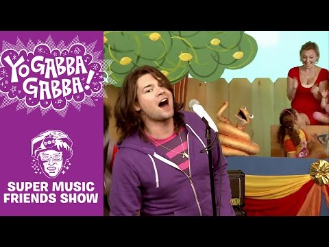 We All Love Our Pets - Taking Back Sunday - Yo Gabba Gabba!