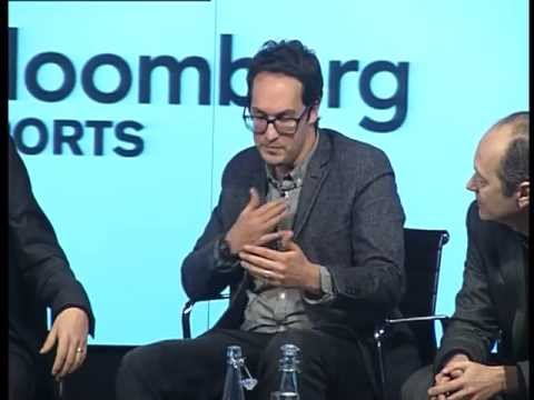 The Blizzard Q&A at Bloomberg Sports (15th January) - Part One