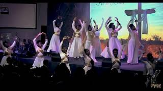 Anointed Dance Team Releases The Spirit on Easter Sunday