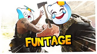 Call of Duty Modern Warfare FUNTAGE! - Execution Warfare