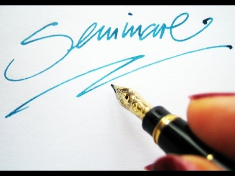 Der Handschrift-Flüsterer - ein Blick in die Trickkiste des Profis - HF #26
