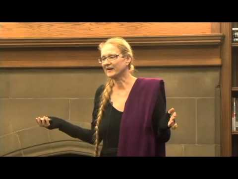 Evelin Lindner Book Launch: A Dignity Economy, Columbia University, December 5, 2012
