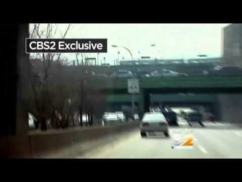 De Blasio Caught in a Speeding SUV
