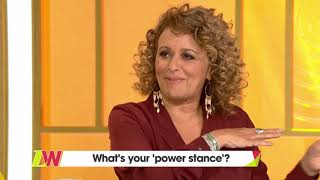 What's Your Power Stance? | Loose Women