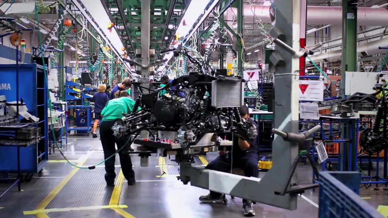 Assembled in usa youtube for Motor manufacturers in usa