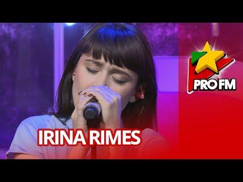 Irina Rimes - Bolnavi Amandoi | ProFM LIVE Session