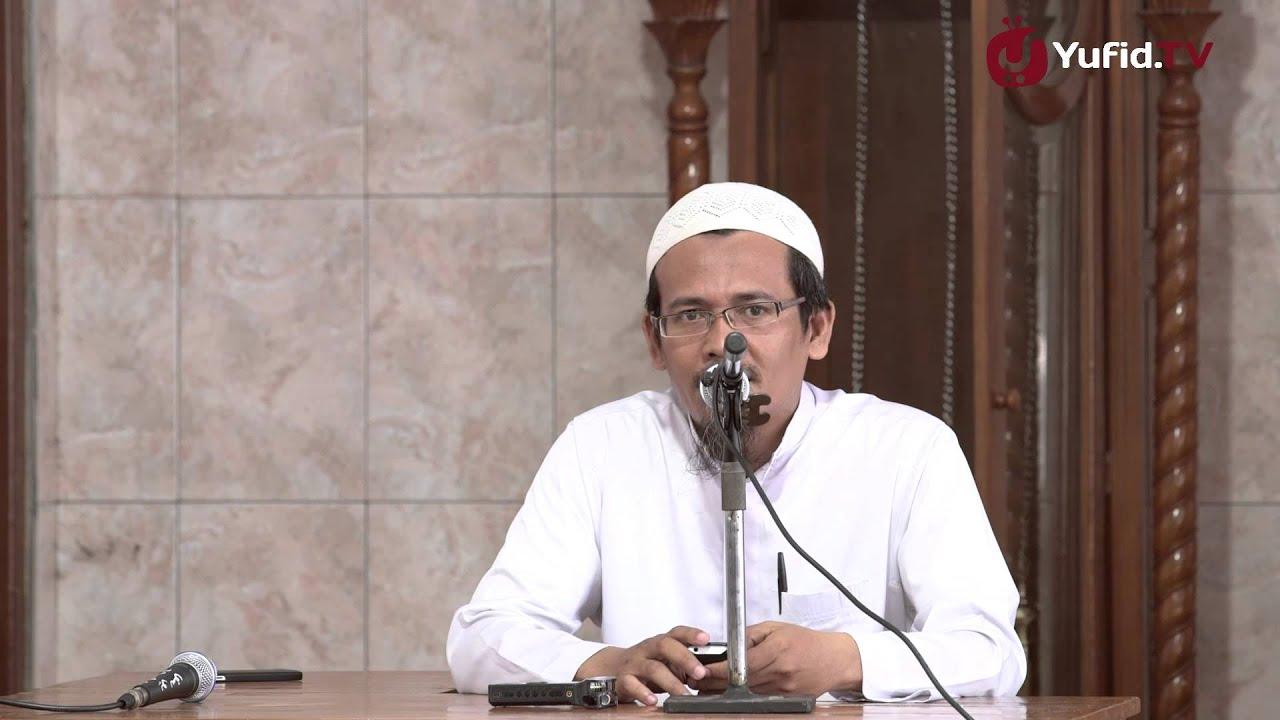 Ceramah Singkat Nasehat Pernikahan Bagi Mempelai Ustadz Arif