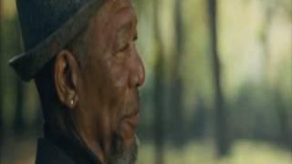 Morgan Freeman- I was born to steal shit