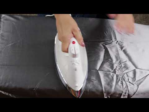 ASMR Ironing No Talking