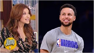 Stop underrating the Warriors next year! - Rachel Nichols | The Jump