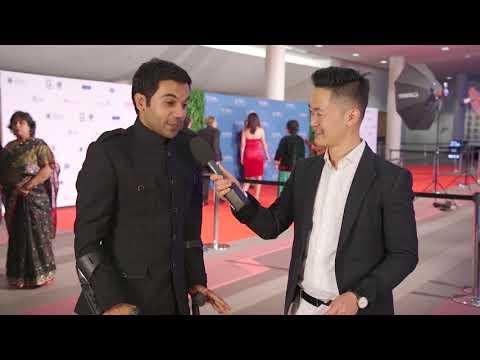 Rajkummar Rao // 11th Asia Pacific Screen Awards