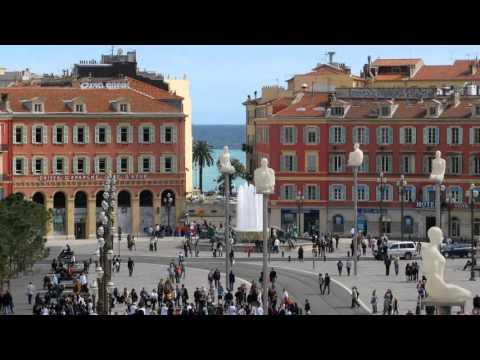 5 Endroits à Voir à Nice