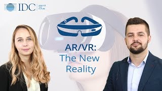 AR/VR: The New Reality