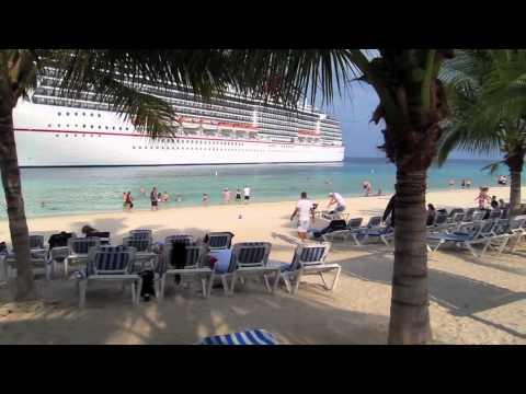 Grand Turk - Bahamas Vacation 2011