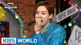 Global Request Show: A Song For You 4 - Ep.7 with B1A4 (2015.09.18)