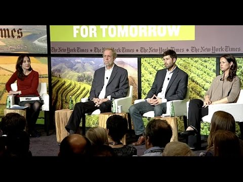 Panel Discussion: What to Do About Food Loss and Food Waste