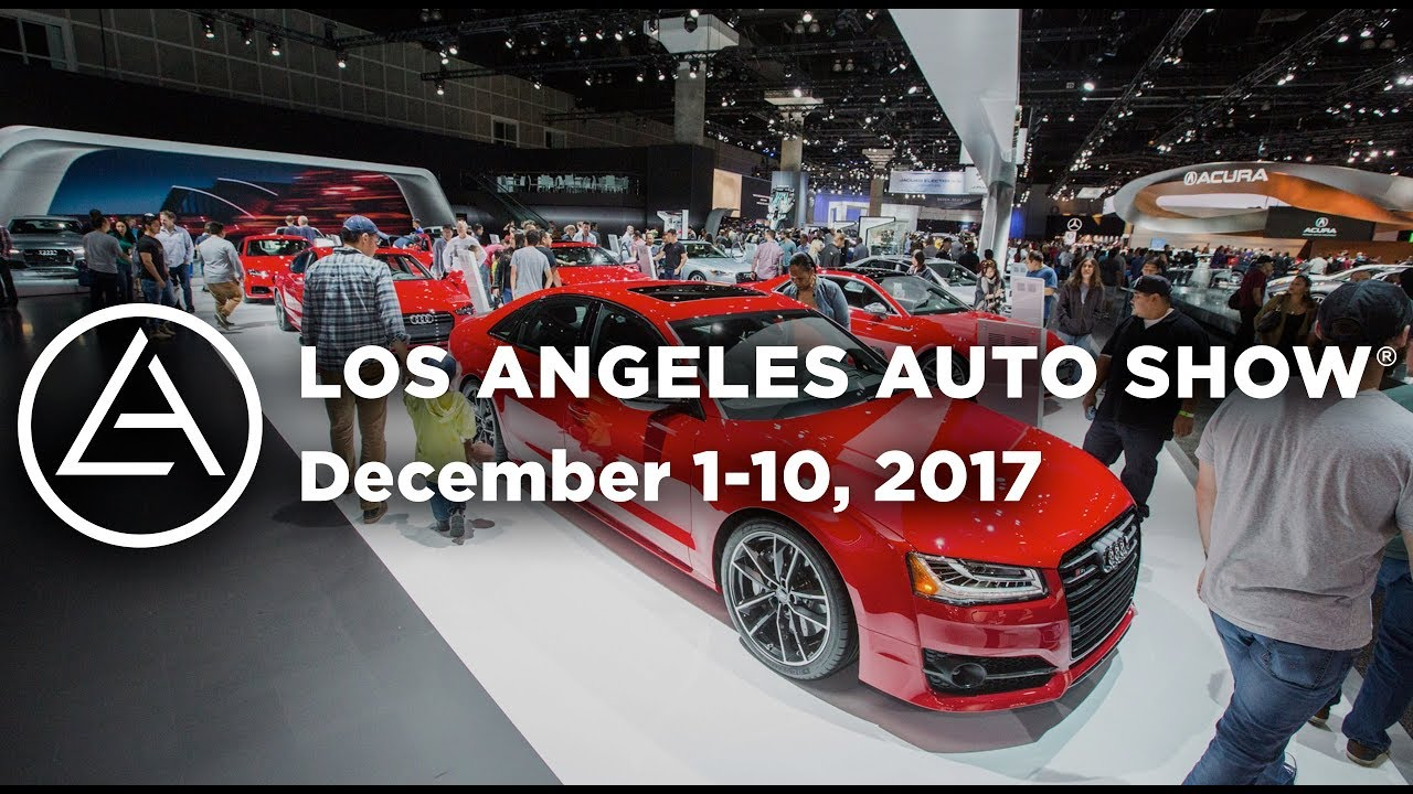 LA Auto Show December Official Trailer YouTube - La auto show car debuts