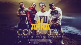 """El Arka - """"Con Mi Jeva"""" (Produced by Hugo Diaz)"""