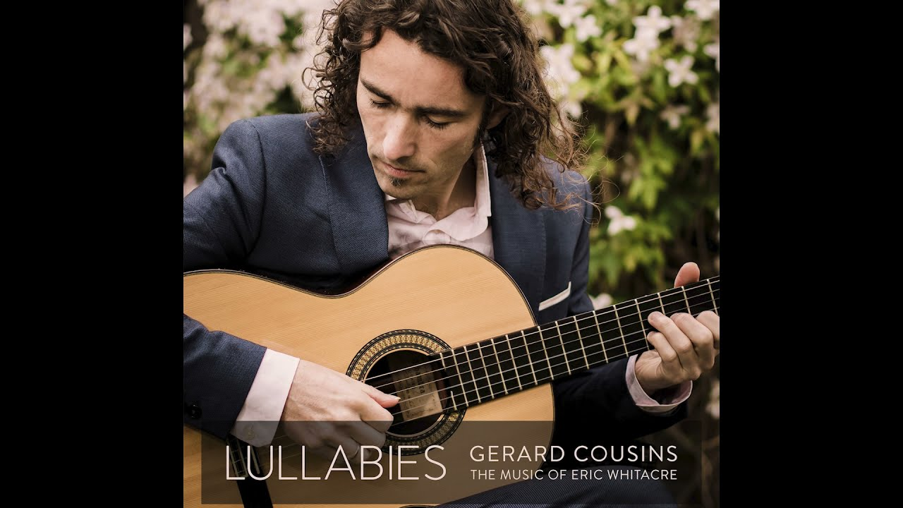Goodnight Moon (arr. for classical guitar) - Eric Whitacre arr. Gerard Cousins