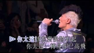 林峰 - 愛在記憶中找你 (演唱會KTV )