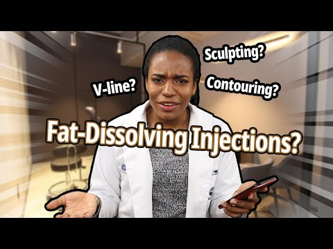 WATCH THIS BEFORE GETTING FAT DISSOLVING INJECTIONS IN KOREA | Dr. Dani's OR | Jivaka Medical Center