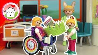 Playmobil Film deutsch - Ostern im Krankenhaus - Familie Hauser Spielzeug Kinderfilm