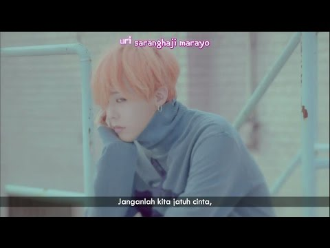 BIGBANG - Let's Not Love / Let's Not Fall In Love [sub Indonesia]