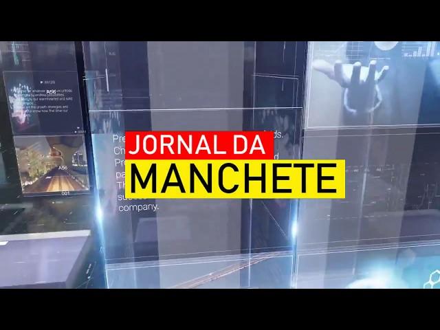 [NOVA] Vinheta Jornal da Manchete 2017