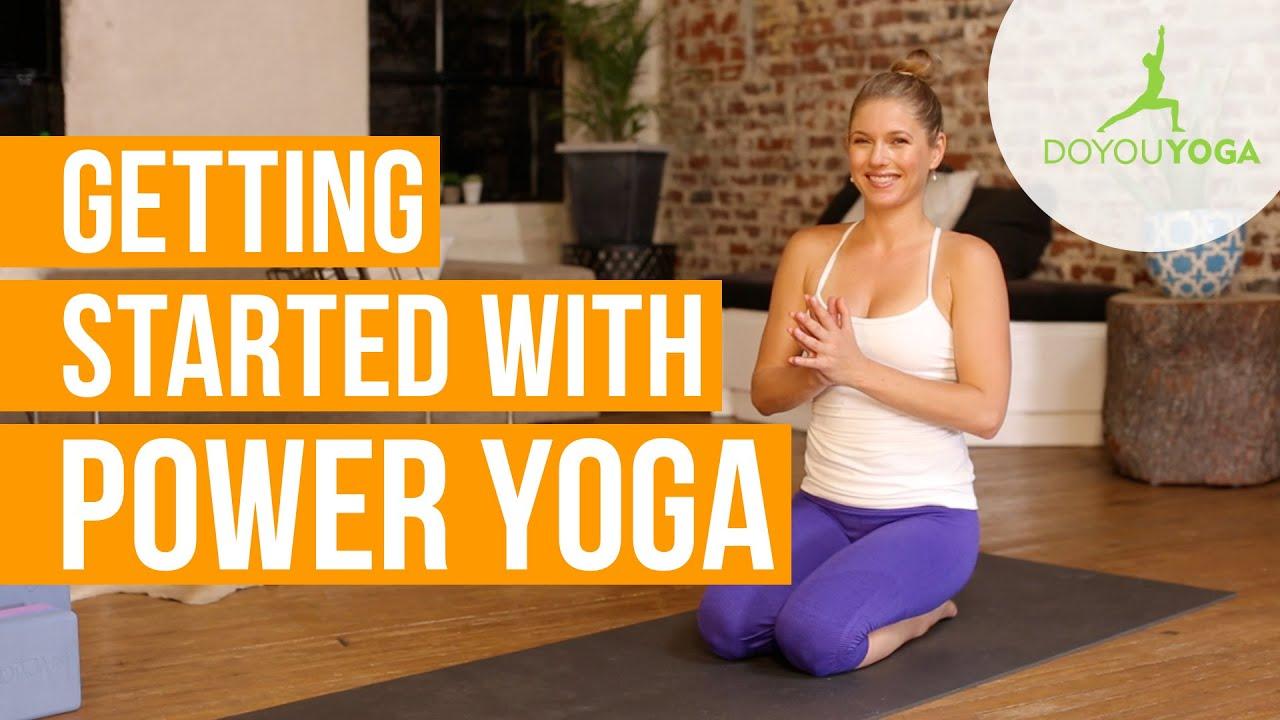 Cardio Yoga for Fat Burning   Day 1   14 Day Yoga Shred