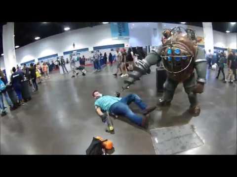 TampaBay MegaCon 2018: Bioshock Cosplay