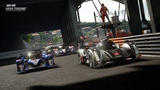 Gran Turismo Sport PS4 Gameplay Part 1 AGHK 2017