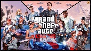 Играем в Grand Theft Auto Online, проходим миссии и общаемся