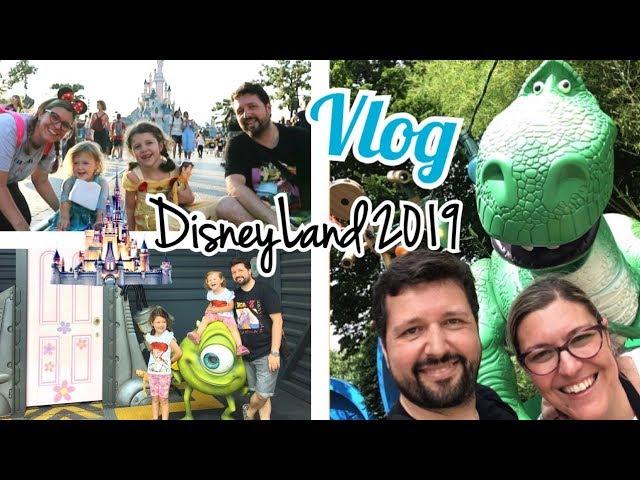 VLOG Disneyland París 2019 *Una semana conmigo*