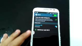 Consertando WiFi Galaxy Note 2 N7100