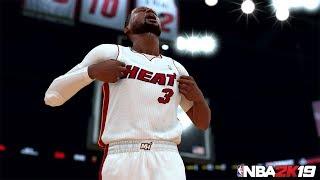 NBA 2K19 MyTEAM: Dwyane Wade Signature Series Pack