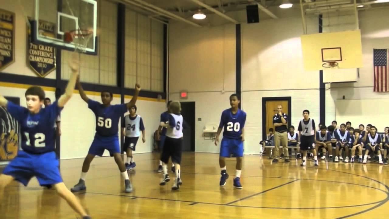 Nimitz Seahawks 7th Grade 2011 2012 - YouTube