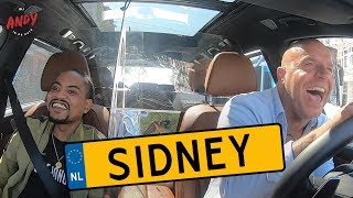 Sidney - Bij Andy in de auto! (English subtitles)