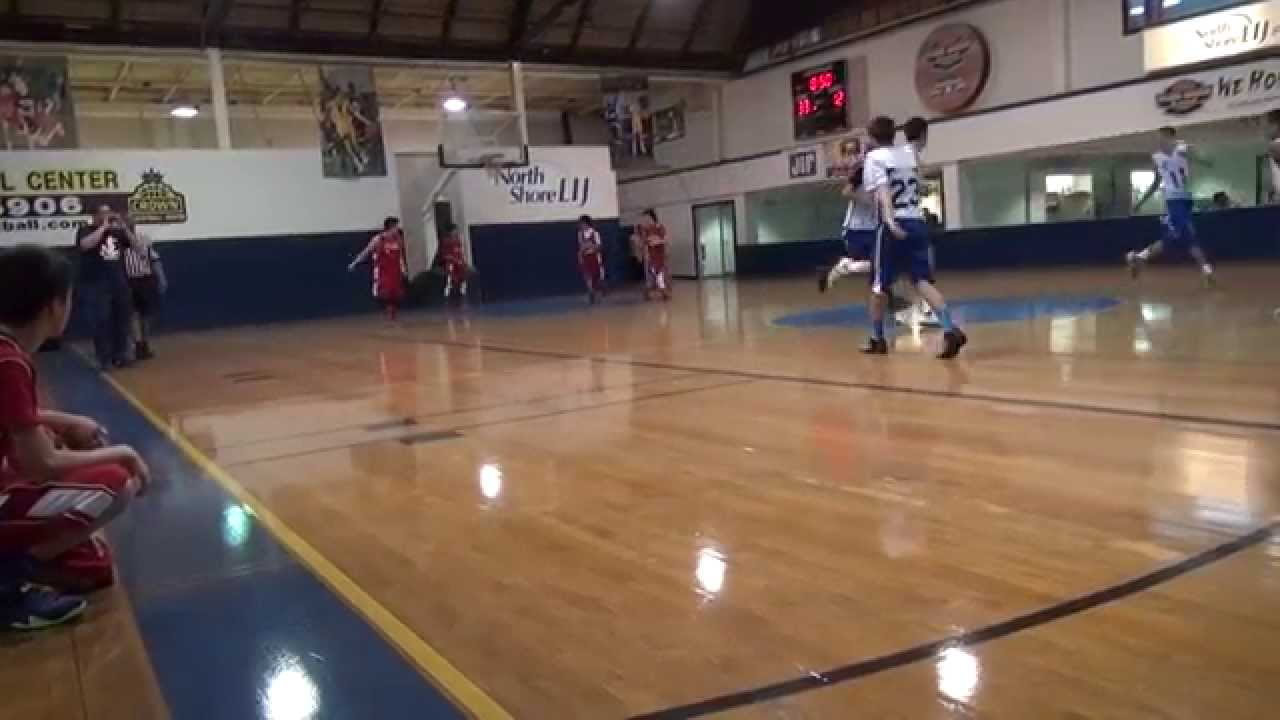 ny titans 101814 mix age 9th grade ted thomas island garden - Island Garden Basketball