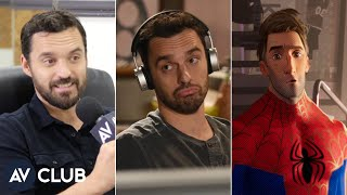 Jake Johnson on always playing the part of the schlubby, laid back guy