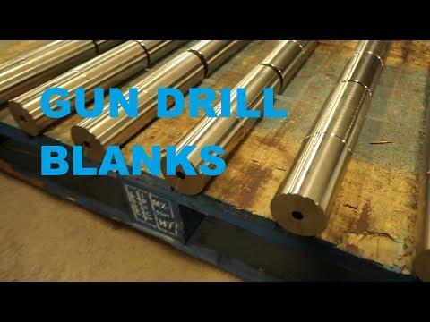 Gun Drill Blanks