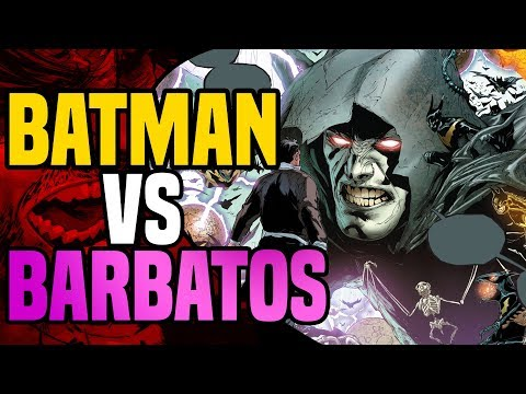 Dark Nights Metal: Batman Trapped In The Dark Multiverse vs Barbatos ( Batman Lost )