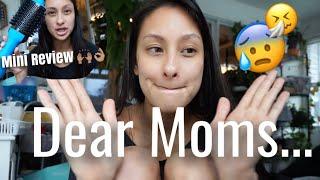 DEAR MOMS, I see you. ❤️| Mini Review Revlon Blow Dryer