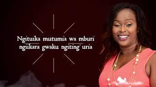 CAROLYNE DEMATHEW - Nikio Ngukuraciria Lyrics Video (Prt 2 )
