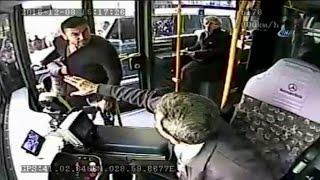 Burak Yılmaz, otobüs şoförü ile böyle kavga etti